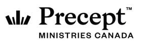 Precept Ministries Inc.